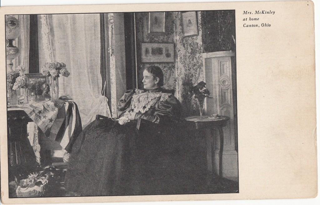 Mrs. William McKinley Carole Dagg